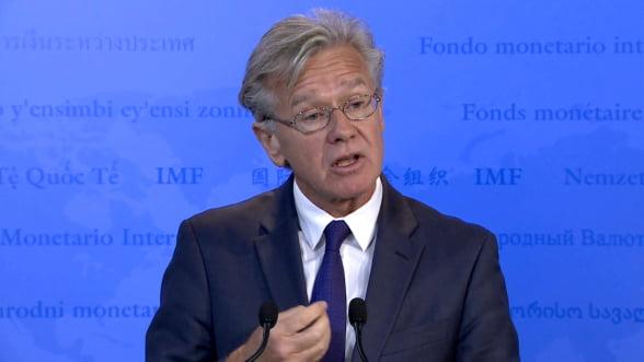 FMI asteapta ca Romania sa decida daca vrea sa modifice masurile asumate