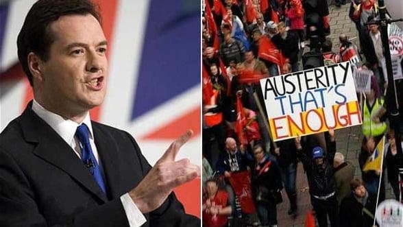 FMI cere Marii Britanii sa relaxeze masurile de austeritate