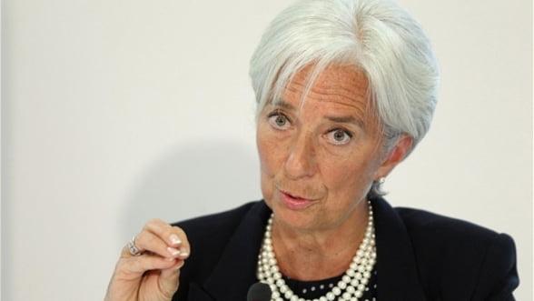 FMI cere finalizarea rapida a uniunii bancare europene