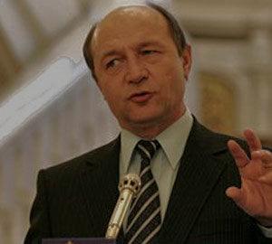 FMI nu e biciul lui Dumnezeu peste Guvernul Romaniei - Traian Basescu