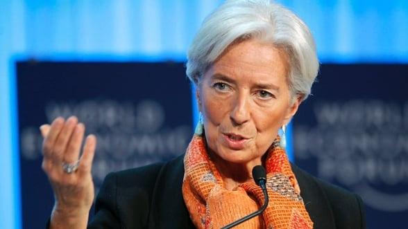 FMI refuza sa discute un posibil ajutor financiar pentru Egipt
