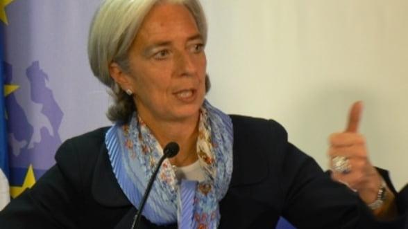 FMI se implica in planul BCE