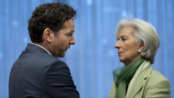 FMI va contribui cu 1 miliard de euro la ajutorul financiar pentru Cipru