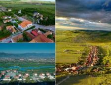 "FOTO VIDEO Recordurile de la Ciugud, comuna model din Alba. Cum arata primul ""smart village"" din Romania"