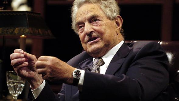 FT: Soros are cel mai de succes fond de hedging al tuturor timpurilor
