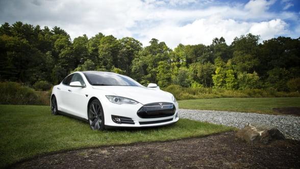 Fabrica Tesla din Germania va produce 500.000 de masini pe an (Bild)