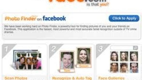 Face.com, aplicatii gratuite de detectare faciala
