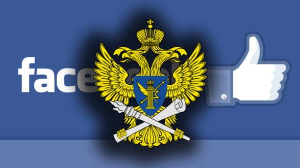 Facebook, Twitter si Google intra sub supraveghere stricta in Rusia