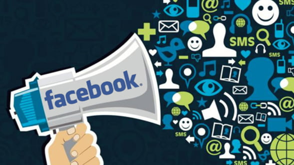 Facebook a ajuns la un milion de utilizatori care cumpara publicitate online