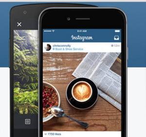 Facebook a anuntat o noua facilitate pentru utilizatorii Instagram