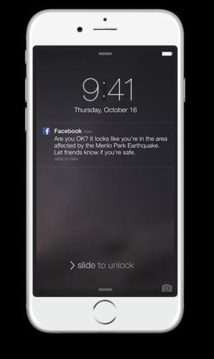 Facebook a lansat o functie noua: Sunt bine