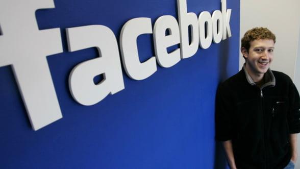 Facebook a vandut actiuni in valoare de 3,85 miliarde de dolari