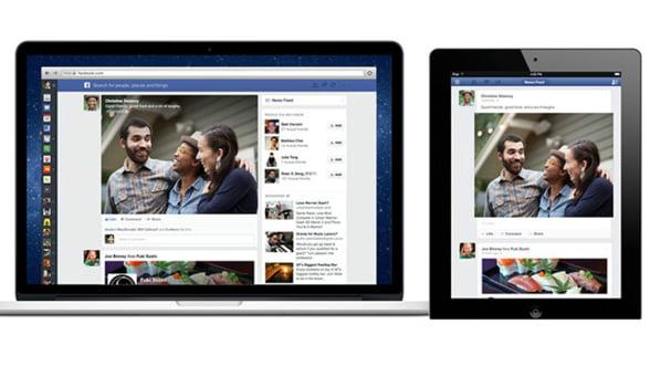 Facebook are un nou News Feed (VIDEO)