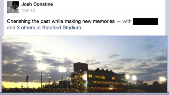 """Facebook introduce """"Timeline"""" pe mobil"""