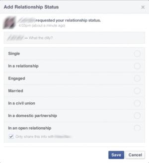Facebook naste controverse: Buton pentru informatii personale despre prieteni