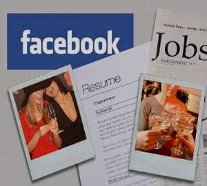 Facebook poate dauna grav carierei