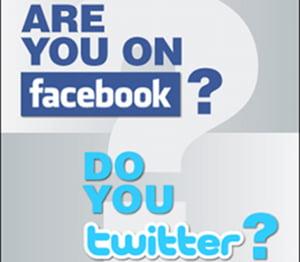 Facebook si Twitter cresc in popularitate, dar au nevoie de bani