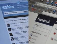 Facebook si Twitter influenteaza shopping-ul de Sarbatori