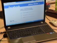 Facebook testeaza o interfata cu trei fluxuri de continut