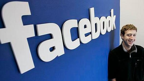 Facebook testeaza un nou design
