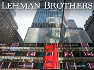 Falimentul Lehman Brothers, ajutat de JPMorgan Chase si Citigroup