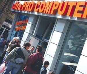 Falimentul Ultra Pro Computers, anchetat de DIICOT: Patronul, adus la audieri