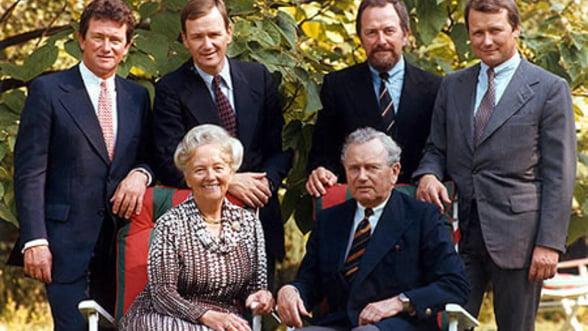 Familia Porsche, suspecta de manipularea bursei germane