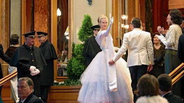 """Familia princiara Grimaldi critica dur filmul biografic """"Grace de Monaco"""""""