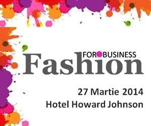 Fashion for Business: Imaginea, prima carte de vizita