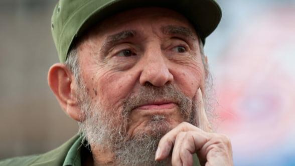 Fata ascunsa a lui Fidel Castro. Viata sa de lux, subiect de carte