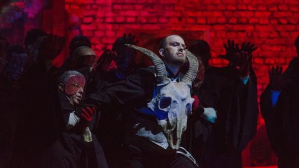 Faust, impunatoarea opera a lui Charles Gounod, in memoriam baritonului Pompeiu Harasteanu, pe scena Operei Nationale Bucuresti