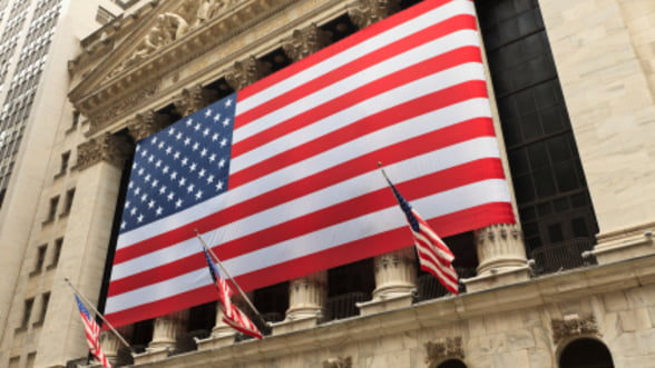 Fed: Economia SUA inregistreaza o crestere moderata