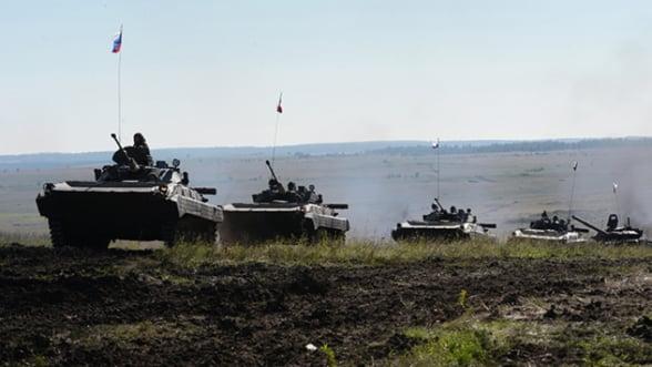 Fed: Tensiunile din Ucraina ameninta cresterea economica a SUA