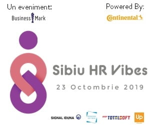 Feel the HR Vibes, pe 23 octombrie 2019 @Sibiu! Shared Experience for Better Business