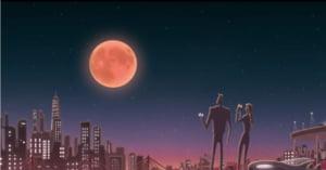 Fenomen astronomic rar: Eclipsa de Luna si Super Luna, simultan, in aceasta noapte