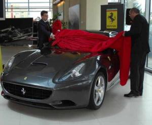 Ferrari California, o decapotabila eleganta cu un caracter de curse