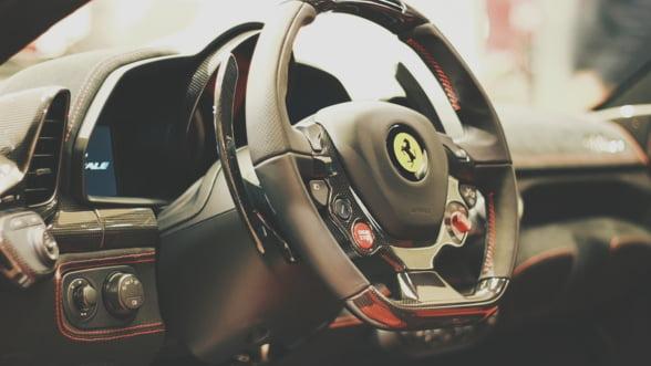 Ferrari si-a selectat clientela: Doar 499 de norocosi vor putea cumpara noul model de 1,6 milioane de euro