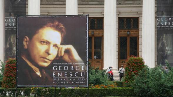 Festivalul George Enescu, promovat pe CNN, la investitura lui Barack Obama