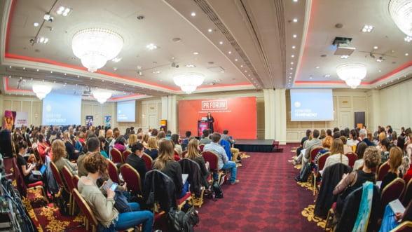 Festivalul comunicarii revine cu cea de-a 13-a editie PR FORUM