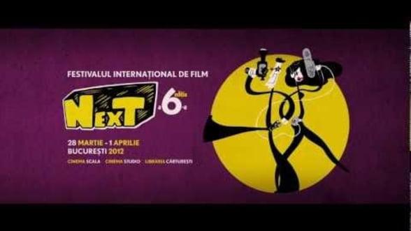 Festivalul de Film NexT 2012 a inceput la Bucuresti