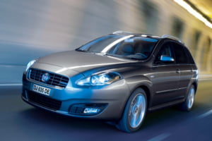 Fiat Croma facelift a ajuns in Romania