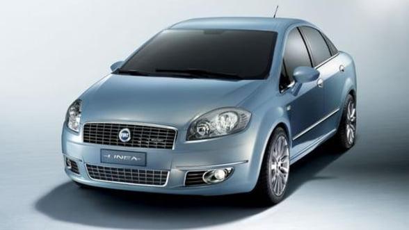 Fiat a deschis prima sa uzina din China