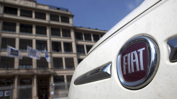 Fiat investeste peste 700 milioane de euro in fabrica SevelSud