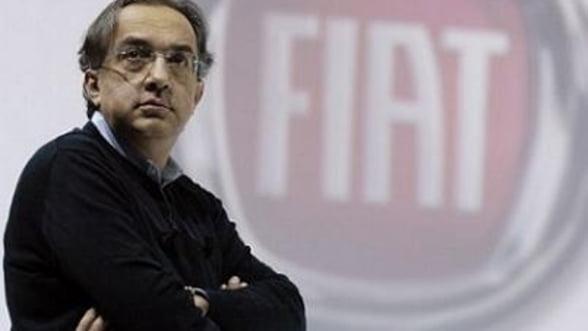 Fiat neaga vreo fuziune in acest moment. Compania se pregateste pentru vremuri grele