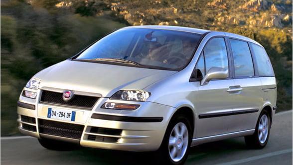 Fiat primeste finantare de la stat pentru exporturi mai mari in afara Europei