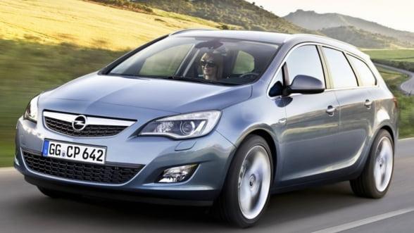 Fiat reia negocierile cu General Motors pentru preluarea Opel