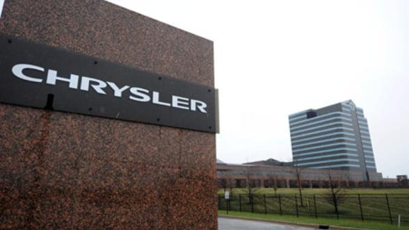 Fiat si-a majorat participatia la Chrysler pana la 68,49%