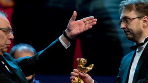 """Filmul """"Pozitia copilului"""" a primit trofeul Ursul de aur, la festivalul de film de la Berlin"""