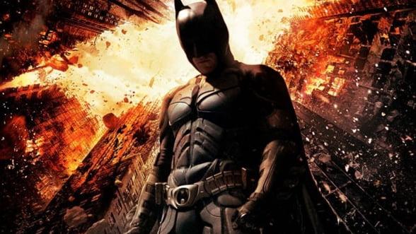 "Filmul ""The Dark Knight Rises"", lider in box office-ul romanesc"