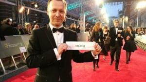 Filmul Fiul lui Saul, in care joaca Levente Molnar, a castigat un premiu BAFTA